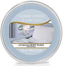 Voňavky, Parfémy, kozmetika Aromatický vosk - Yankee Candle A Calm & Quiet Place Scenterpiece Melt Cup