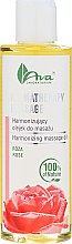Voňavky, Parfémy, kozmetika Harmonizujúci masážny olej s ruží - Ava Laboratorium Aromatherapy Massage Harmonizing Massage Oil Rose