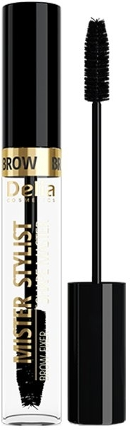 Gél na modelovanie obočí - Delia Cosmetics Mister Stylist Shape Master