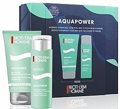 Voňavky, Parfémy, kozmetika Sada - Biotherm Homme (af/shave/cr/75ml + sh/gel/150ml)