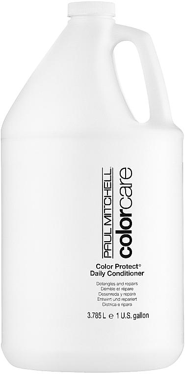 Kondicionér pre farbené vlasy - Paul Mitchell ColorCare Color Protect Daily Conditioner — Obrázky N4