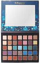 Voňavky, Parfémy, kozmetika Paleta očných tieňov - Bellapierre All-Stars Eyeshadow Palette