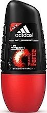 Voňavky, Parfémy, kozmetika Adidas Team Force - Guľôčkový dezodorant