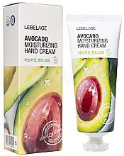 Voňavky, Parfémy, kozmetika Krém na ruky s extraktom z avokáda - Lebelage Avocado Moisturizing Hand Cream
