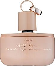 Voňavky, Parfémy, kozmetika Armaf All You Need Is Passion - Parfumovaná voda