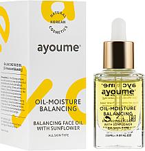 Voňavky, Parfémy, kozmetika Olej na tvár - Ayoume Balancing Face Oil