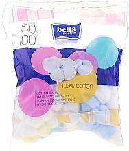 Voňavky, Parfémy, kozmetika Bavlnené gule kozmeticke - Bella Cotton Balls