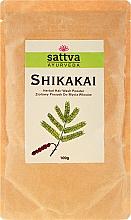 """Voňavky, Parfémy, kozmetika Ajurvédsky púder na vlasy """"Shikakai"""" - Sattva"""