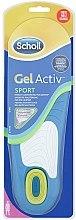 Voňavky, Parfémy, kozmetika Vložky do pohodlia - Scholl Gel Activ Insole Sport Woman