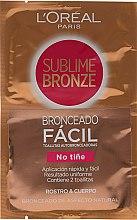 Voňavky, Parfémy, kozmetika Obrúsky na samoopaľovanie - L'oreal Sublime Self-Tan Face And Body Wipes
