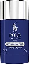 Voňavky, Parfémy, kozmetika Ralph Lauren Polo Blue - Deodorant