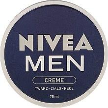 Voňavky, Parfémy, kozmetika Univerzálny krém pre mužov - Nivea Men Creme