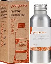 Voňavky, Parfémy, kozmetika Ústna voda - Georganics Red Mandarin Mouthwash