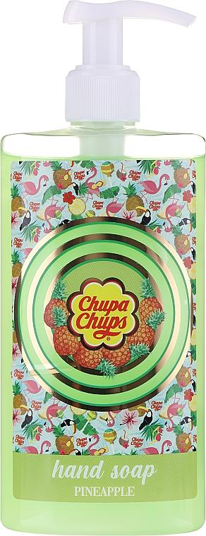 "Mydlo na ruky ""Ananás"" - Bi-es Chupa Chups Pineapple Hand Soap"
