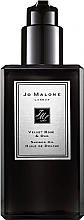 Voňavky, Parfémy, kozmetika Jo Malone Velvet Rose & Oud Shower Oil - Sprchový olej