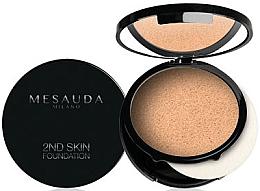 Voňavky, Parfémy, kozmetika Krémový púder - Mesauda Milano 2ND Skin Foundation