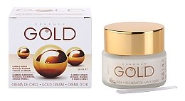 Voňavky, Parfémy, kozmetika Krém na tvár - Diet Esthetic Gold Cream SPF15