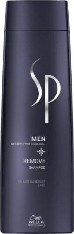 Šampón proti lupinám pre mužov - Wella SP MEN Remove Shampoo
