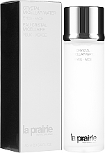 Voňavky, Parfémy, kozmetika Micelárna voda - La Prairie Crystal Micellar Water