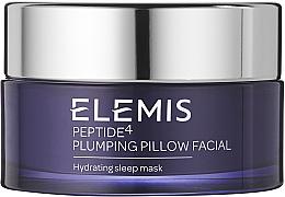 Voňavky, Parfémy, kozmetika Chladiaca nočná gélová maska - Elemis Peptide4 Plumping Pillow Facial