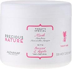 """Voňavky, Parfémy, kozmetika Maska pre suché a matné vlasy """"Bobule a Jablko"""" - Alfaparf Precious Nature Mask for Thirsty Hair"""