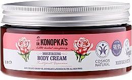 Voňavky, Parfémy, kozmetika Krém na telo hydratačný - Dr. Konopka's Moisturizing Body Cream