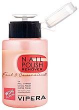 Voňavky, Parfémy, kozmetika Odlakovač na nechty - Vipera Fast & Convenient Nail Polish Remover