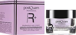 Voňavky, Parfémy, kozmetika Multiaktívny kontúrový krém okolo očí - PostQuam Resveraplus Multiaction Eye Cream