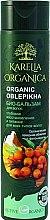 Bio-balzam na vlasy «Organic Oblepikha» hlboká regenerácia a výživa - Fratti NV Karelia Organica — Obrázky N1
