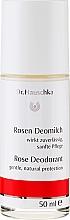 """Voňavky, Parfémy, kozmetika Telový deodorant """"Ruže"""" - Dr. Hauschka Rose Deodorant"""