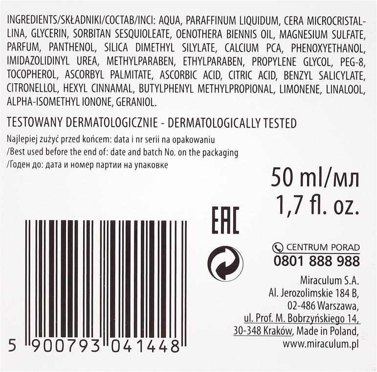 Výživný krém s olejom z pupalky - Gracja Semi-oily Cream With Evening Primrose — Obrázky N3