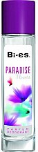 Voňavky, Parfémy, kozmetika Bi-Es Paradise Flowers - Dezodorant