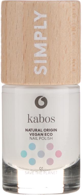 Lak na nechty - Kabos Classic Nail Polish