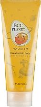 Voňavky, Parfémy, kozmetika Keratínová maska na poškodené vlasy  - Daeng Gi Meo Ri Egg Planet Keratin Hair Pack
