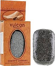 Voňavky, Parfémy, kozmetika Pemza, 98x58x37 mm, Dark Grey - Vulcan Pumice Stone