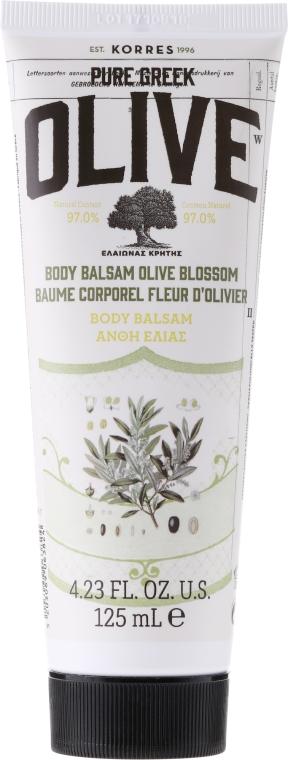 Balzam na telo s olivovou farbou - Korres Pure Greek Olive Blossom Body Balsam — Obrázky N1