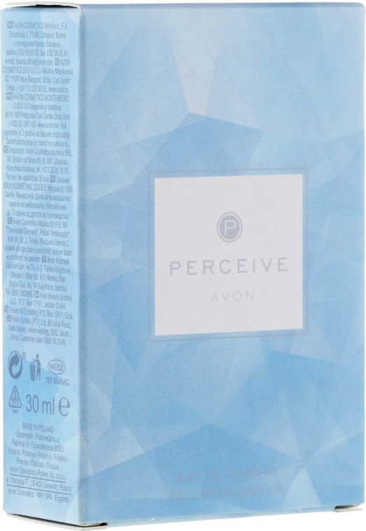 Avon Perceive Limited Edition - Parfumovaná voda