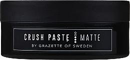 Voňavky, Parfémy, kozmetika Pasta na vlasy so strednou fixáciou - Grazette Crush Paste Matte