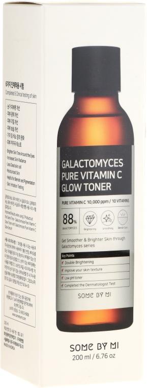 Toner s vitamínom C a galactomycom - Some By Mi Galactomyces Pure Vitamin C Glow Toner