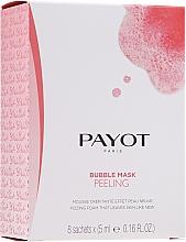 Voňavky, Parfémy, kozmetika Kyslíková peelingová maska na tvár - Payot Les Demaquillantes Peeling Oxygenant Depolluant Bubble Mask