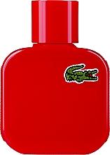 Voňavky, Parfémy, kozmetika Lacoste Eau de L.12.12 Rouge-Energetic - Toaletná voda
