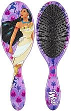 Voňavky, Parfémy, kozmetika Kefa na vlasy, Pocahontas - Wet Brush Disney Princess Original Detangler Pocahontas