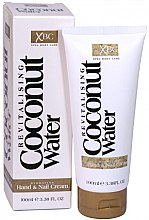 Voňavky, Parfémy, kozmetika Krém na ruky a nechty - Xpel Marketing Ltd Coconut Water Hand & Nail Cream