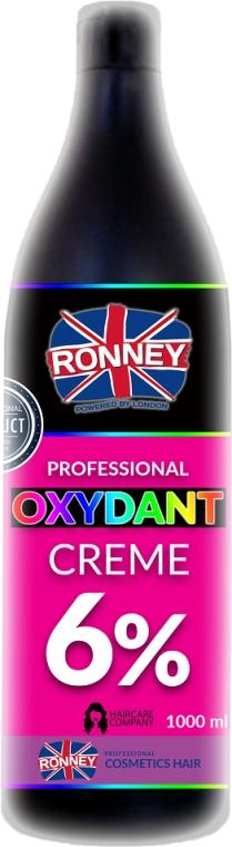 Krémový oxidant - Ronney Professional Oxidant Creme 6%