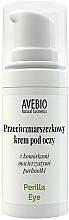 Voňavky, Parfémy, kozmetika Krém proti vráskam okolo očí s perilálnymi kmeňovými bunkami - Avebio Perilla Eye Cream