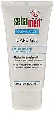 Voňavky, Parfémy, kozmetika Čistiaci gél na tvár - Sebamed Clear Face Gel Moisturizing And Soothing Gel