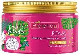 "Voňavky, Parfémy, kozmetika Peeling na telo ""Pitahaya"" - Bielenda Exotic Paradise Peel"