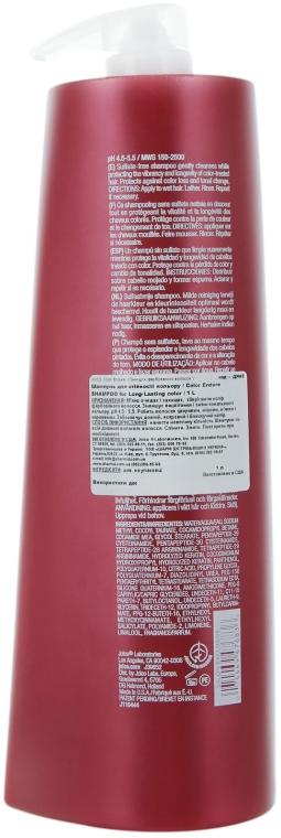 Šampón pre odolnosť farby - Joico Color Endure Shampoo for Long Lasting Color — Obrázky N2