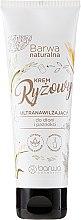 Voňavky, Parfémy, kozmetika Ryžový krém na ruky a nechty - Barwa Natural Rice Hand Cream