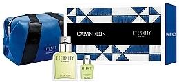Voňavky, Parfémy, kozmetika Calvin Klein Eternity For Men - Sada (etd/100ml + etd/15ml + bag)